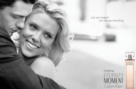 Calvin Klein Eternity Moment reklama so Scarlett Johansson