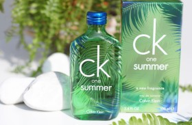 Calvin Klein CK One Summer 2016 (unisex)