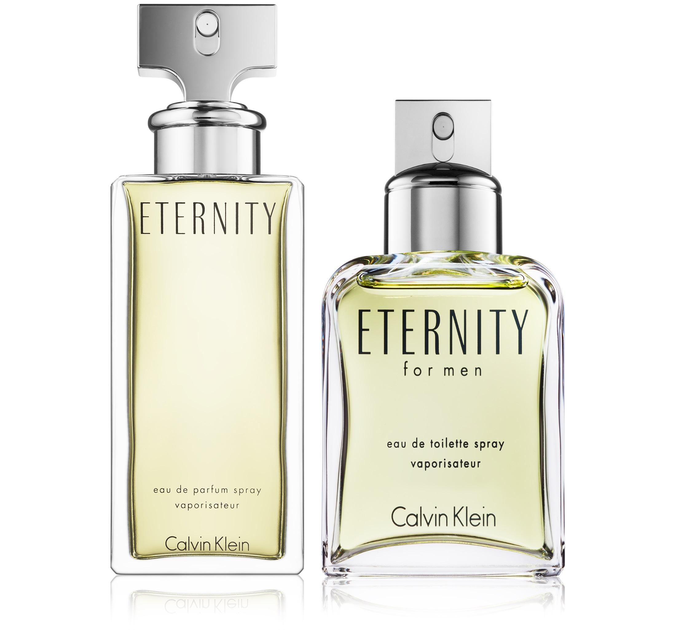Calvin Klein Eternity pre mužov